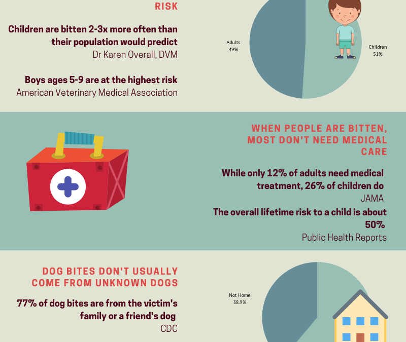 5 Dog Bite Facts: Keep Your Children Safe
